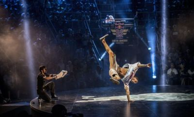 Red Bull BCOne 2013.