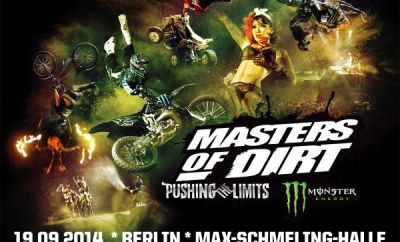 Mastesr of Dirt 2014.
